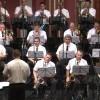 A jazz világában kalandoztak a katonazenészek