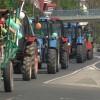 Bolondballagás ekhós traktorral